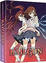 A Certain Scientific Railgun: Season 1, Part 1 (Limited Edition)