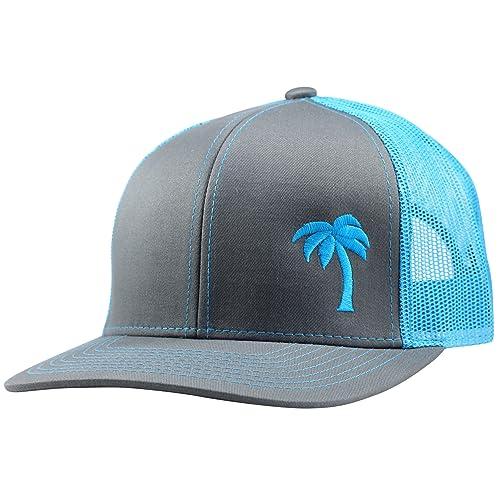 de52e1a7dce089 Lindo Trucker Hat - Palm Tree Series