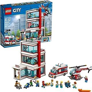 LEGO City Hospital 60204 Building Kit Multicolor