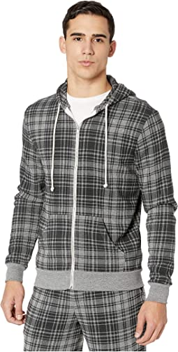 Grey Cabin Plaid