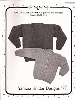 yankee knitter designs patterns