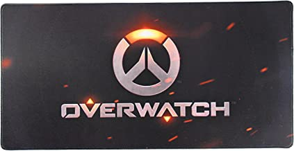 24x12 Inch Overwatch Speed Soft Gaming Mouse Pad for Gamers Waterproof ¡