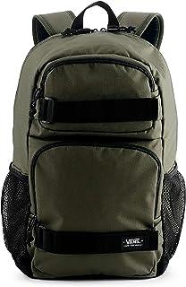 VANS Skates Pack 3 B Laptop Schule Student Rucksack Tasche (grün/schwarz)