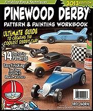 Pinewood Derby Pattern & Painting Workbook