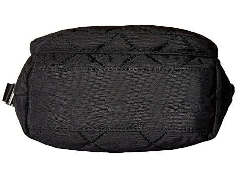 con Baggallini y negro acolchado bolsillo edredón bandolera RFID con qqU61xwtH