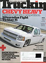 Truckin Vol 42 No 9 July 14 2016 Magazine WORLD'S LEADING TRUCK PUBLICATION Chevy Heavy, Fierce Custom Competition: silverados Fight To Stay #1