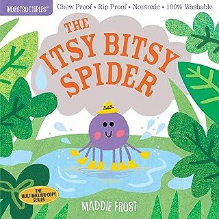 Indestructibles: Itsy Bitsy Spider