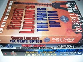 Robert Ludlum Box Set - The Hades Factor, The Cassandra Compact, The Paris Option