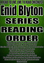 ENID BLYTON: SERIES READING ORDER: A READ TO LIVE, LIVE TO READ CHECKLIST[Magic Faraway Tree Series, Naughtiest Girl Series, Secret Series, Barney Mysteries Series, Circus Series]