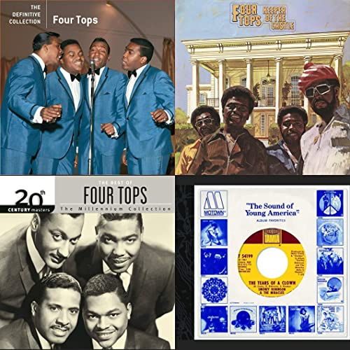 Best of Four Tops by The Four Tops, The Supremes on Amazon Music - Amazon.com