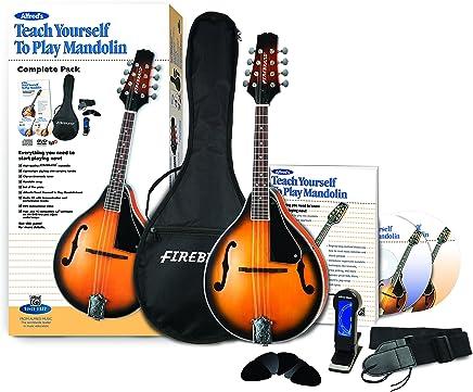 Alfred Music Publishing 00-42870 - Set completo per imparare a suonare mandolino