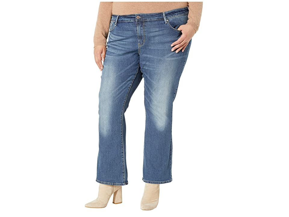 Signature by Levi Strauss & Co. Gold Label Plus Size Modern Bootcut Cobra Jeans (Cape Town) Women
