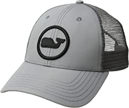 Vineyard Vines - Whale Dot Performance Trucker Hat