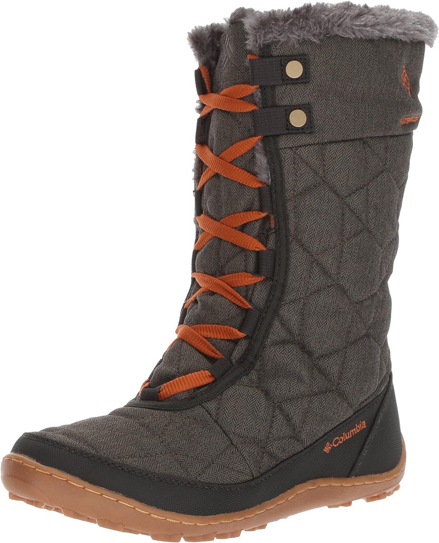 Columbia Women's Snow Canyon Omni Heat Winter Boot