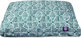 Majestic Pet Charlie Emerald Large Rectangle Pet Bed