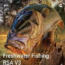 Freshwater Fishing R.S.A V.3