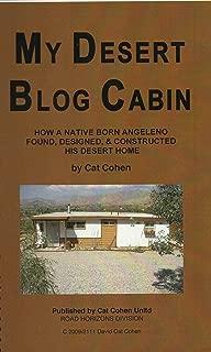 My Desert Blog Cabin