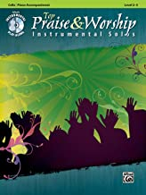 Top Praise & Worship Instrumental Solos for Strings: Cello (Book & CD) (Alfred's Instrumental Play-Along)