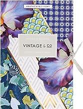 Vintage FG5817 Braids & Blooms Drawer Liners