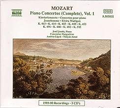 Mozart: Piano Concertos, Vol. 1 (Complete)