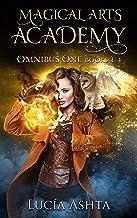 Magical Arts Academy: Books 1-4 (Magical Arts Academy Omnibus Book 1)
