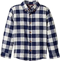 Sark Check Shirt (Toddler/Little Kids/Big Kids)