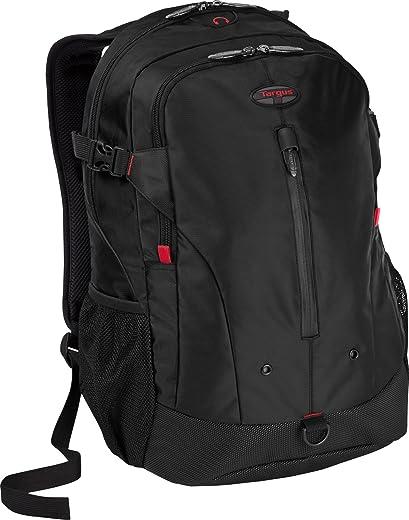 Targus Revolution Terra TSB226AP Backpack for 15.6-inch Laptop (Black)