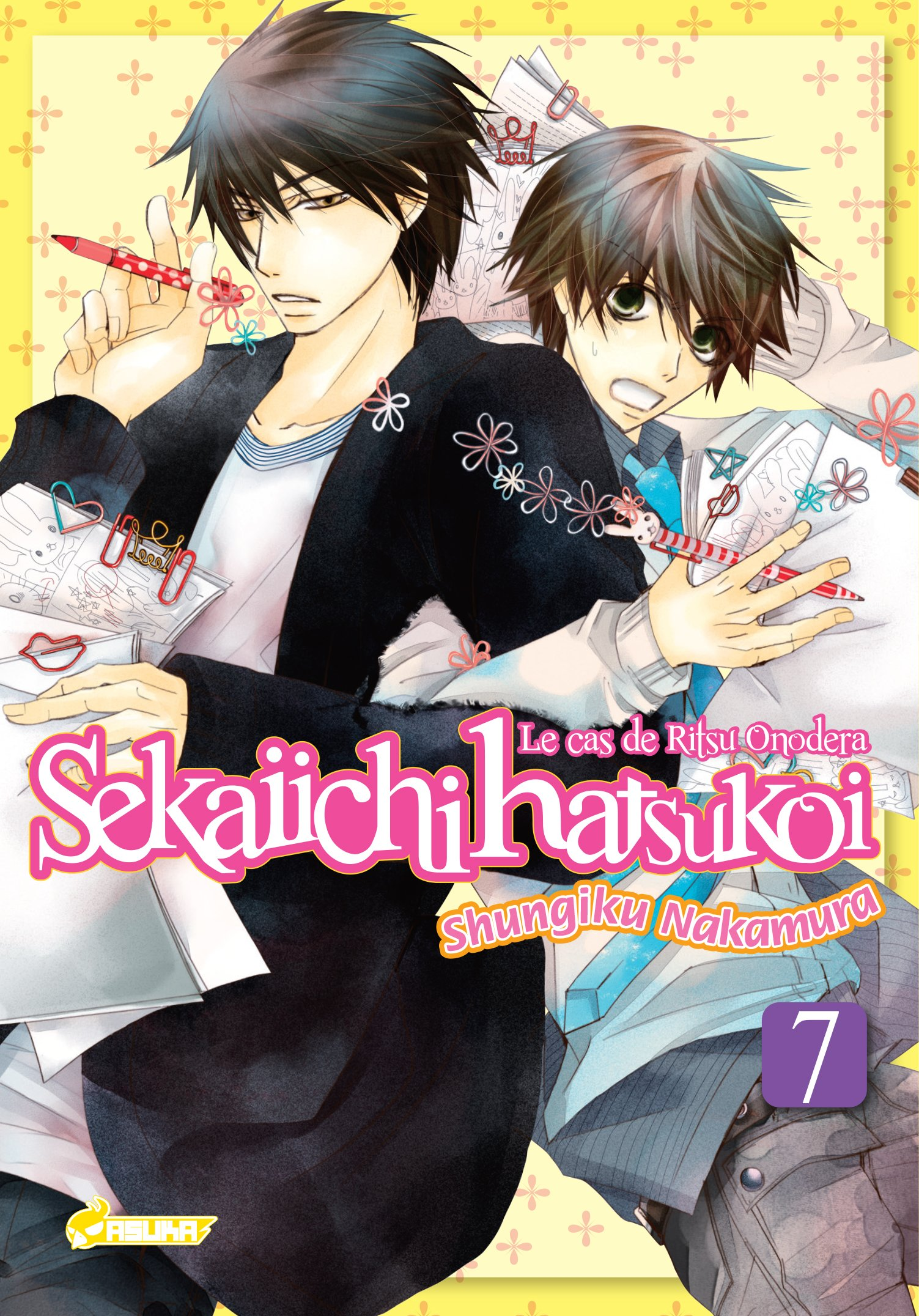 Sekaiichi Hatsukoi (manga)