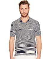 Missoni - Pima Cotton Fiammato Polo