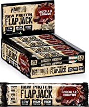 Warrior Supplements Raw High Protein Flapjack Bars 12 x 75 g Chocolate Brownie Estimated Price : £ 11,99