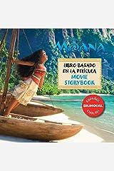 Moana Movie Storybook / Libro basado en la película (English-Spanish) Kindle Edition