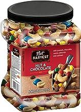 Nut Harvest Nut & Chocolate Mix, 39 Ounce Jar