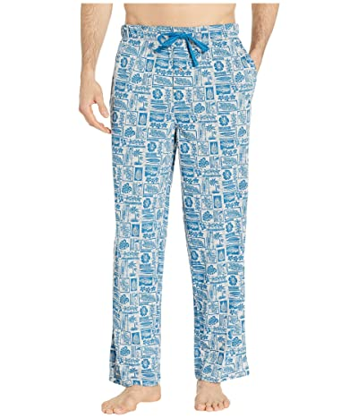 Tommy Bahama Woodblock Heather Knit Pants (Woodblock Heather) Men