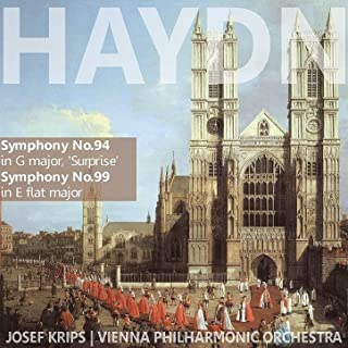 Haydn: Symphony No. 94; Symphony No. 99