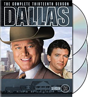 Dallas:S13 (DVD)