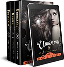 Undraland Books 1-3 Bundle: Including Undraland, Nøkken and Fossegrim