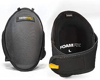 ToughBuilt FoamFit Professional Knee Pads - Ergonomic Support