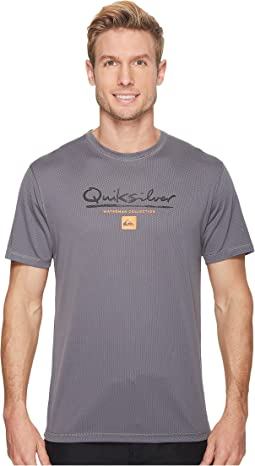 Quiksilver Waterman - Gut Check Short Sleeve Rashguard