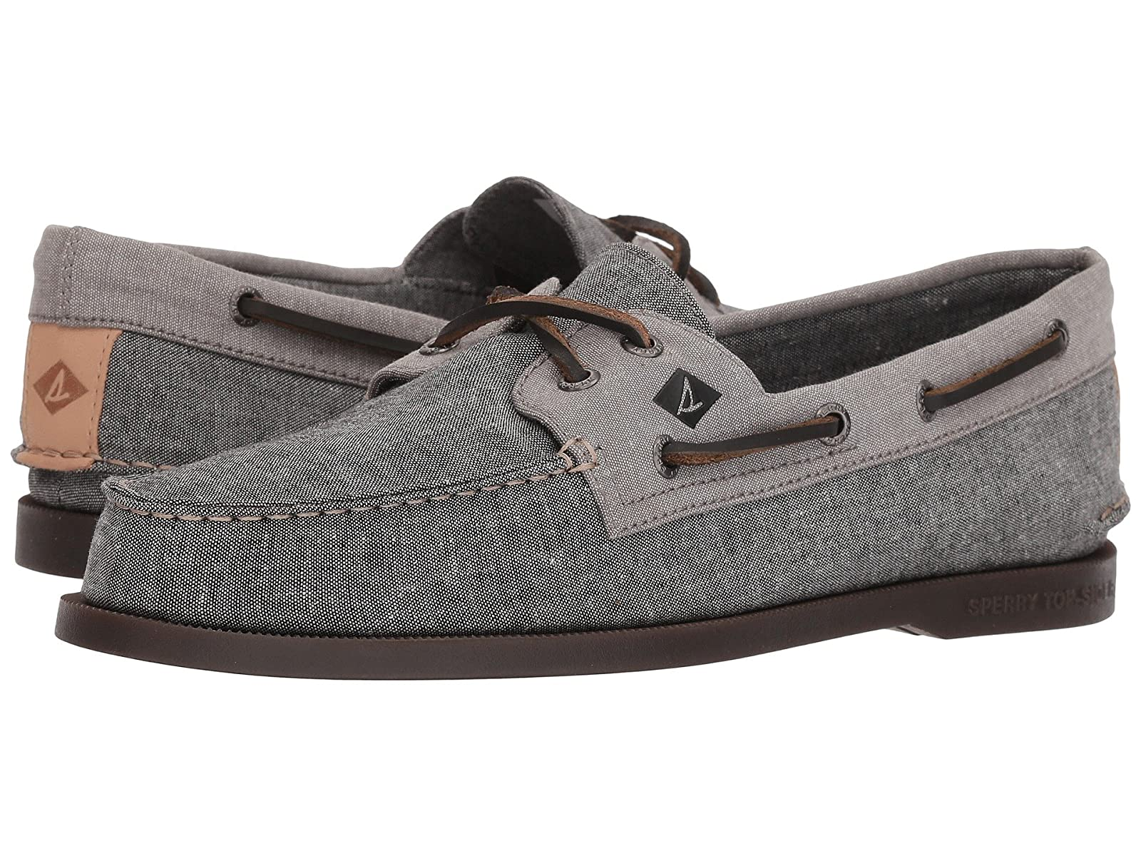 Sperry A/O 2-Eye ChambrayAtmospheric grades have affordable shoes