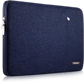 HSEOK 13 インナーバッグ パソコンケース スリーブ MacBook Air 2018、MacBook Pro 2016-2020 バージョン、 Surface Pro 2017&3&4&6 専用、保護ケース、衝撃吸収、 撥水加工 - 青