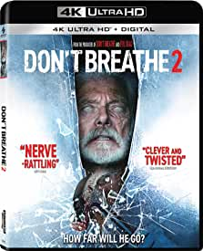 Thriller Sequel DON'T BREATHE 2 arrives on Digital Oct. 12 and on 4K, Blu-ray, DVD Oct. 26 from Sony Pictures