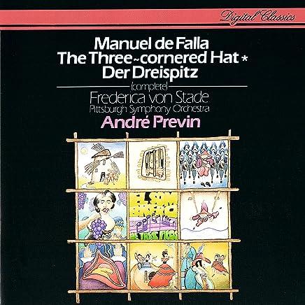 Falla: El sombrero de tres picos; Ritual Fire Dance