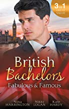 British Bachelors: Fabulous And Famous - 3 Book Box Set (Tea for two)