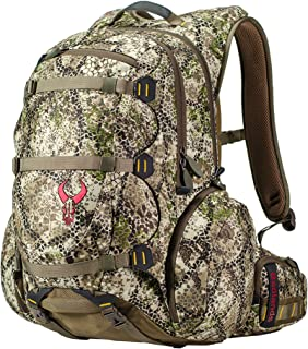 Badlands Superday Hunting Backpack, Bow, Rifle, and Pistol Compatible