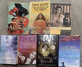 Isabel Allende Novel Collection 7 Book Set