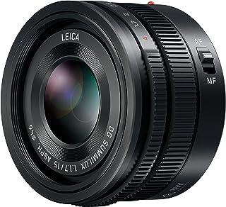 Panasonic Lumix H-X015K G Leica DG Summilux 15mm/F1.7 Lens (Black)