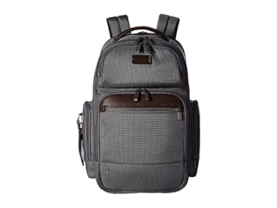 Briggs & Riley @work Medium Cargo Backpack (Grey) Backpack Bags