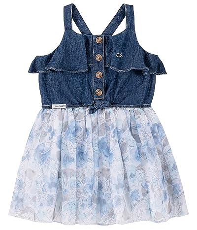 Calvin Klein Core Dress (Infant)
