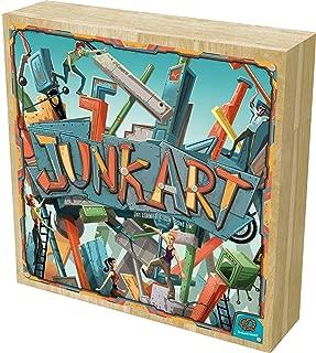 Pretzel Games Junk Art Board Game