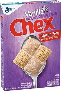 Vanilla Chex Cereal, Gluten-Free Cereal, 12.1 Ounce Box